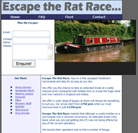 ETRR home page