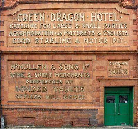 Green Dragon Vaults, Hertford