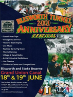 Blisworth Tunnel 200th Anniversary celebrations in 2005