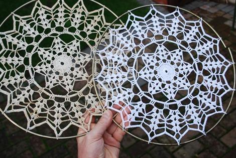 Porthole crochet