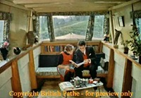 Interior barge