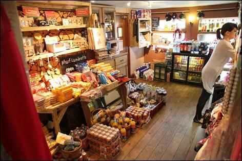 Wharf Inn Fenny shop