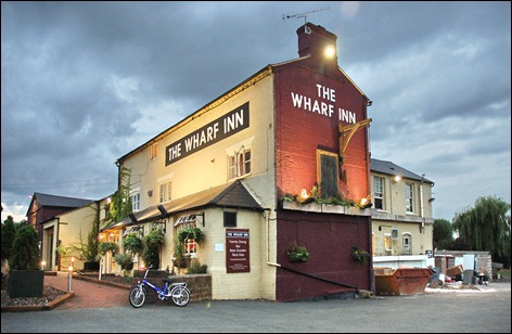 Wharf Inn Fenny 2006
