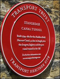 Standedge Red Wheel closeup