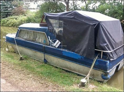 Adam Lobb boat