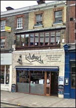 La Mancha, the site of Stars, 32 Putney High St