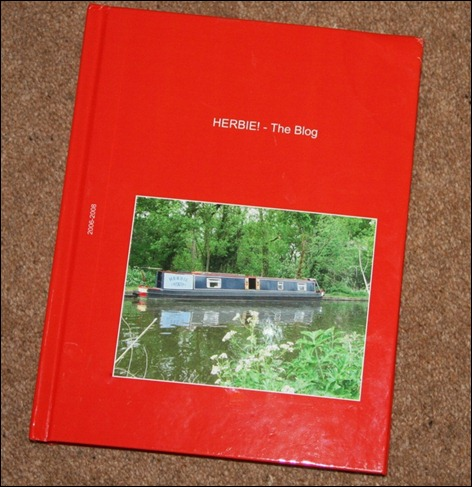 Herbie blog book cover
