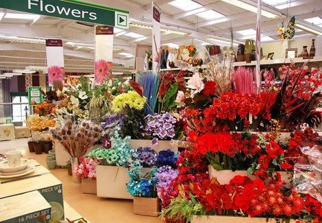 Dunelm Mill flowers