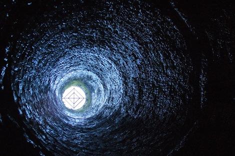 Preston Brook tunnel air shaft b