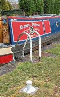 Rumps Lock, Middlewich